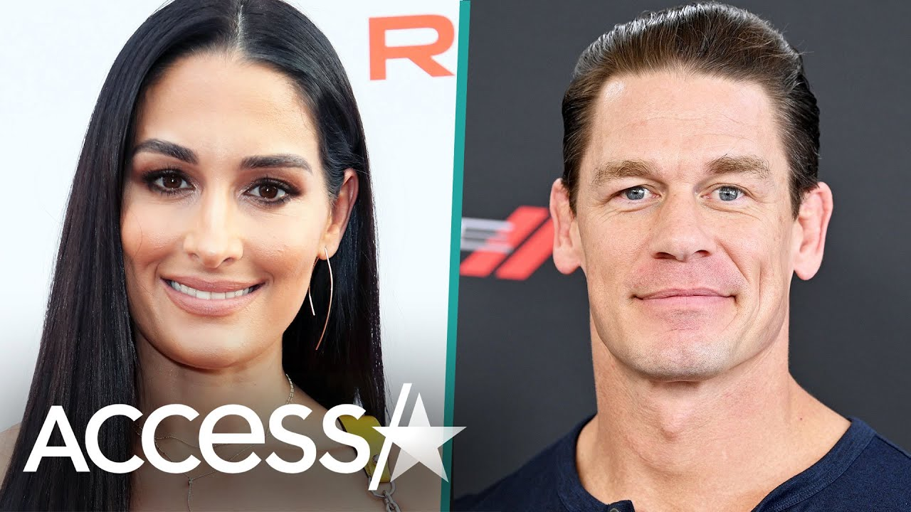 Nikki Bella Thanks John Cena In WWE Hall Of Fame Speech