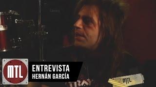 Gambar cover Hernán García (O'connor) - Entrevista MTL