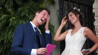 Videoclip del matrimonio di Daniela e Dario a San Giovanni delle Fo...
