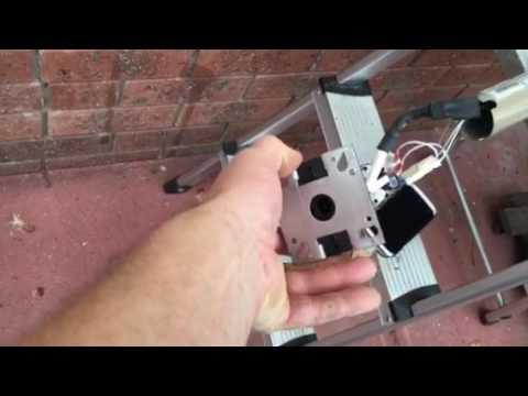 Electric roller shutter motor repair part 1 youtube for Roller shutter motor repair