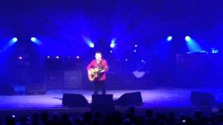 From Despair To Where (Acoustic) - Manic Street Preachers - 31/03/14, De Montford Hall, Leicester