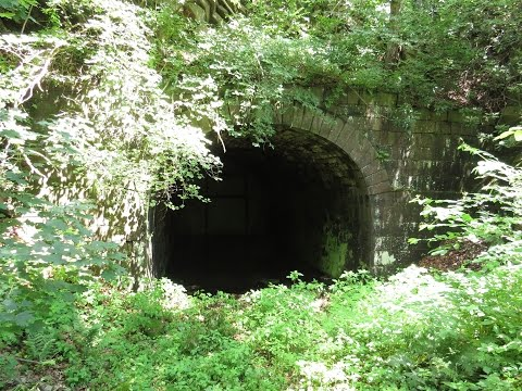 Searching for the Abandoned Pulpit Rock railroad tunnel