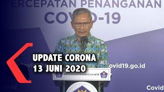Update Corona 13 Juni: 37.420 Positif, 13.776 Pasien Sembuh, 2.091 Meninggal Dunia.