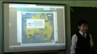 Иванова Н.И. Видеоурок по окружающему миру, 4 класс. Тема: