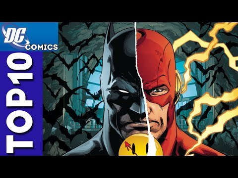 Top 10 Batman and Flash Moments From Justice League