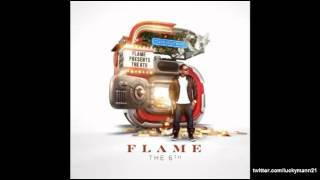 Flame - Trap Money (feat. Thi'sl & Young Noah) (6th Album) New Hip-hop 2012