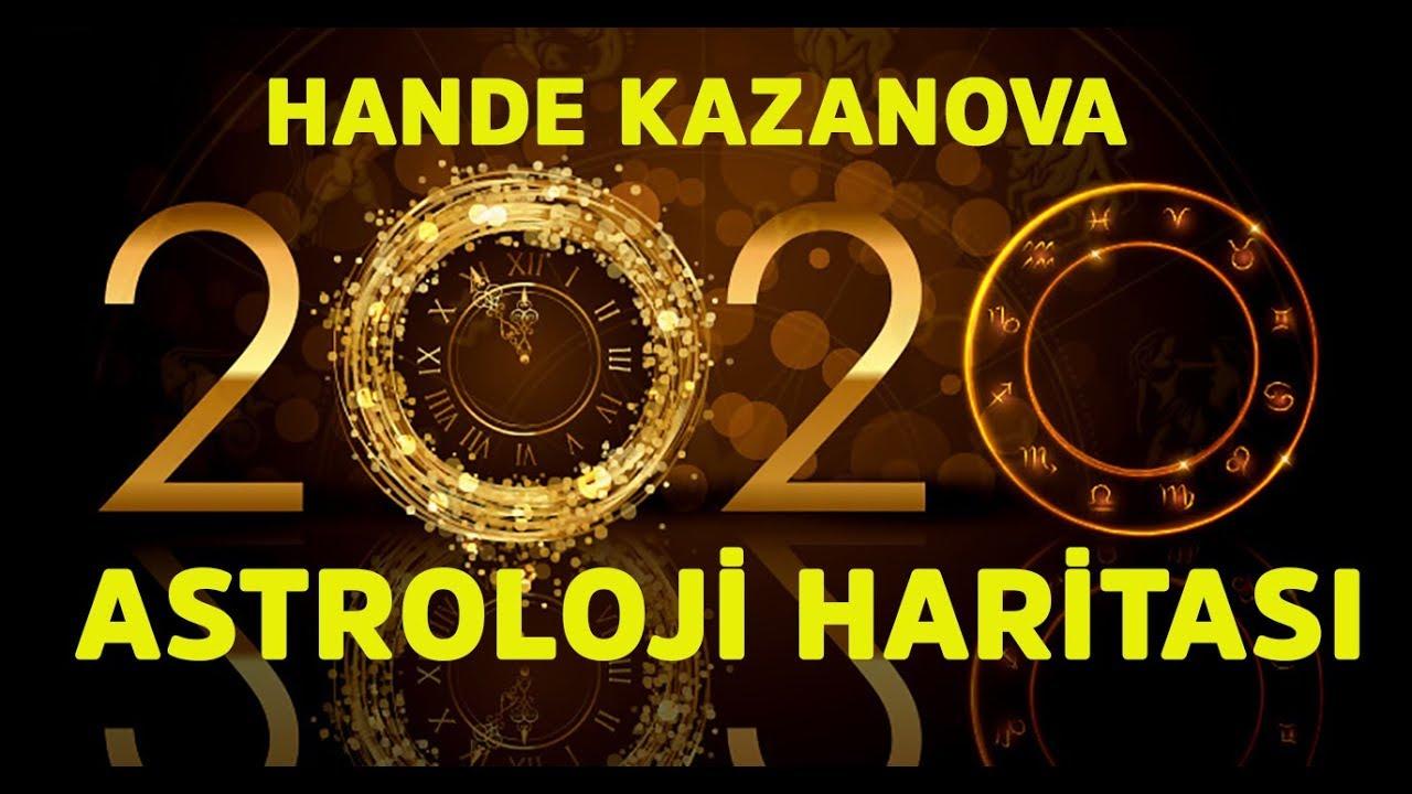 2020 Yilinin Astroloji Haritasi Hande Kazanova Emre Buga Ile Gune Bakis 31 12 2019 Youtube