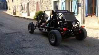 buggy dazon moteur 600 gsxr