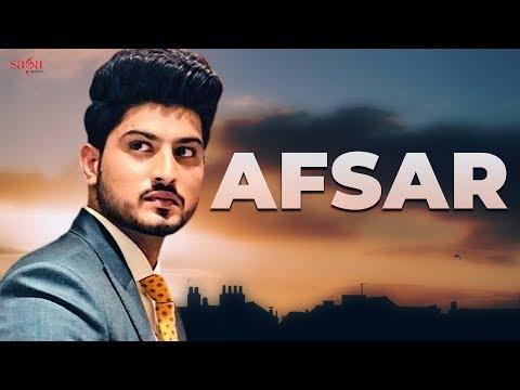 Gurnam Bhullar & Gurlej Akhtar - Afsar | New Punjabi Songs 2019 | Bhangra Song | PunjabiHits