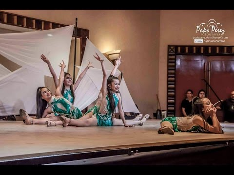 Dance Art - Team Shines / Guatemala Salsa Congress 2015