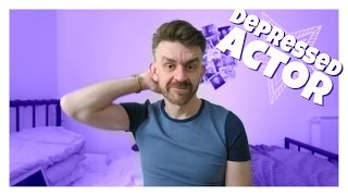 DEPRESSED ACTOR | Matt Harrop