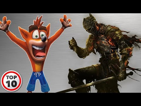 Top 10 Hardest Video Games That You Will Never Beat