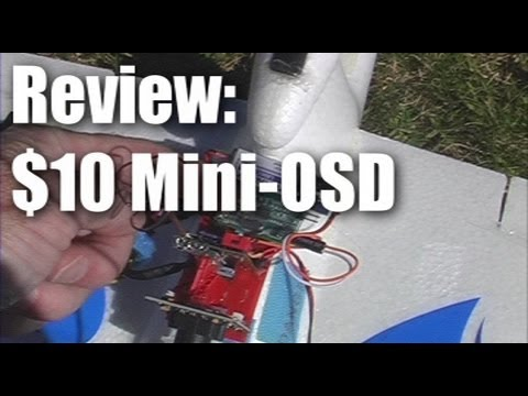 Review: $10 Super-Simple FPV OSD