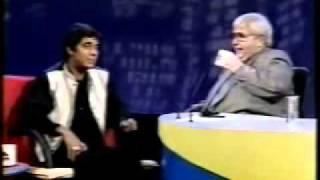 Zeca Pagodinho no Jo Soares - 1995 - parte 3/3