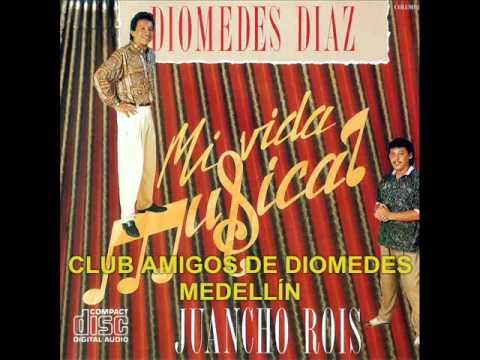 03 MI AHIJADO - DIOMEDES DÍAZ & JUANCHO ROIS (1991 MI VIDA MÚSICAL)