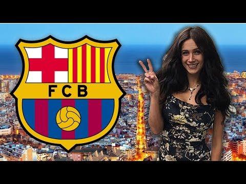 Chelsea Vs Barcelona   We Must Start Giroud!?   Sophie Live (and drunk?!) In Spain