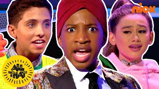 The Masked Video Game Dancer Celebrity Edition 💃 ft. Beyoncé, Ariana Grande & More | All That Video