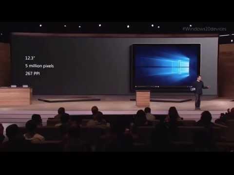 Microsoft Windows 10 Devices Event HD (06/10/15)