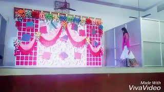 Chamma chamma & aa to sahi ,ankh mare mix dance choreography monu sir