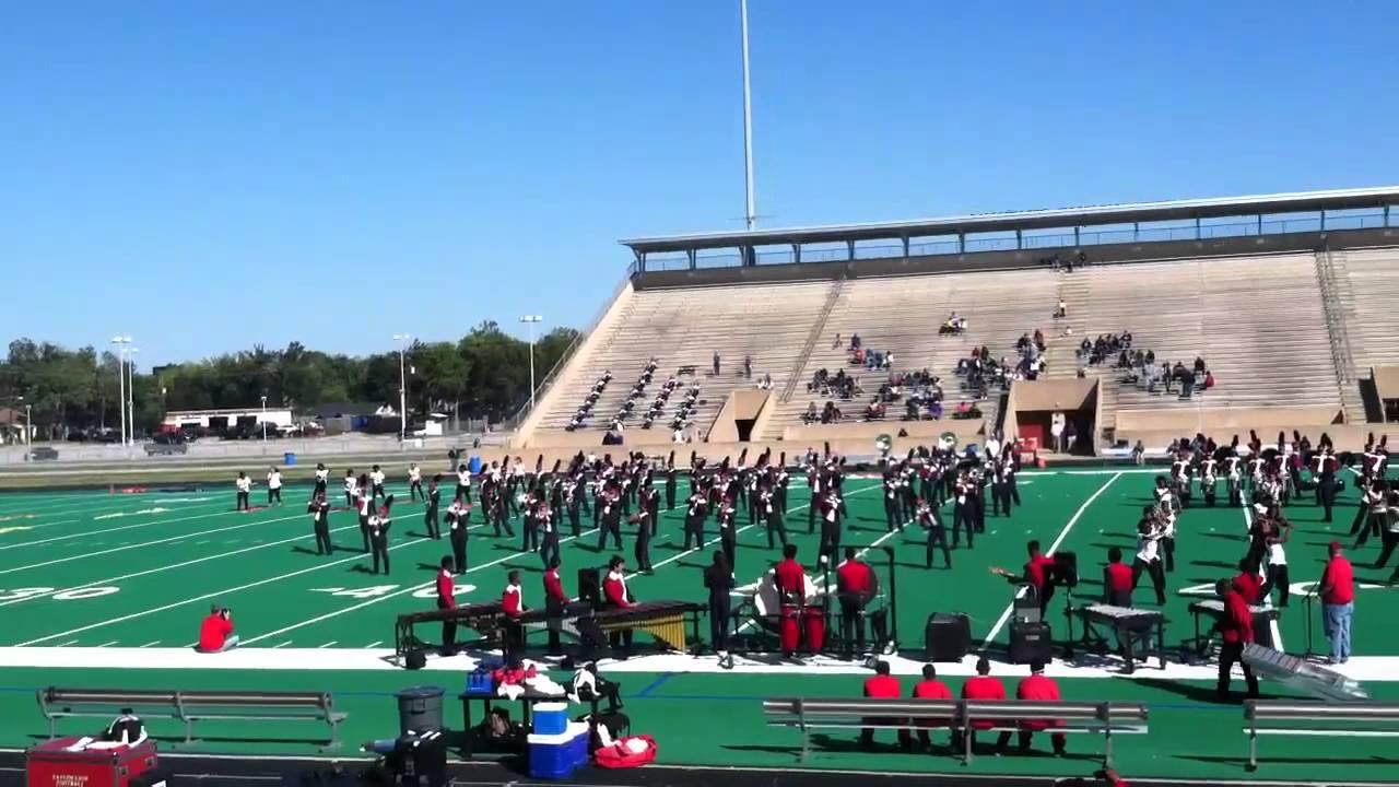 Alief Taylor High School Band 2012 - YouTube
