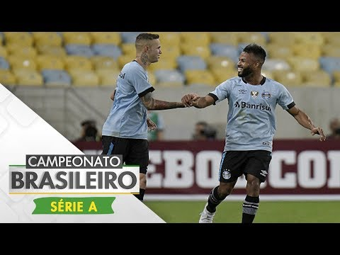 Melhores Momentos - Fluminense 0 x 2 Grêmio - Campeonato Brasileiro (15/06/2017)
