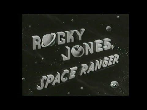 Rocky Jones, Space Rangers 1954   S01E18  Silver Needle in the Sky Chap 2