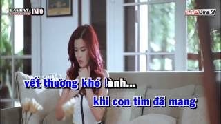 [Karaoke] Xóa - Đông Nhi (Beat tách)