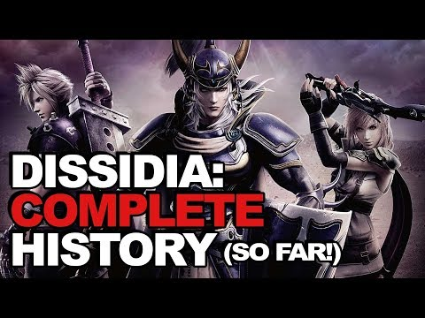 Dissidia Franchise Is Probably Bigger Than You Think! (Complete History)