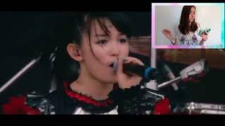 DID YOU MISS BABYMETAL REACTIONS OR WHAT?? Heres the link to the fu...