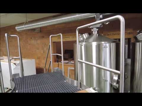 Brewery Installation