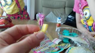 Shopkins season 3 5 pack with a very awesome ultra rare blind bag.