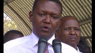 Machakos MCA tables motion to kick out Governor Mutua