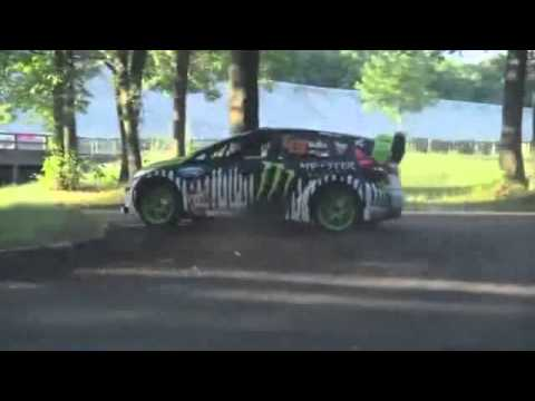 DrifT Monster Energy SONIDO DEL MOTOR CON MUSICA -  film action mobil balap