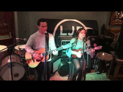 JOSH AND DAISY Live at LIttle Johnny Russell's  in Southsea