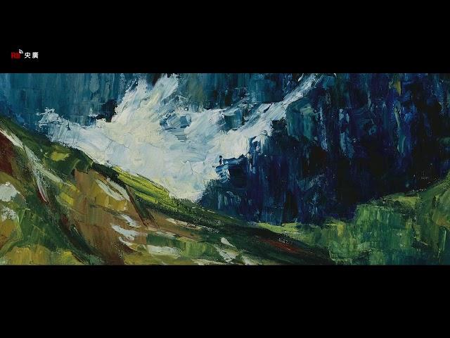【RTI】พิพิธภัณฑ์วิจิตรศิลป์ภาพและเสียง (22)จิตรกรไต้หวัน – ลวิจีเจิ้ง