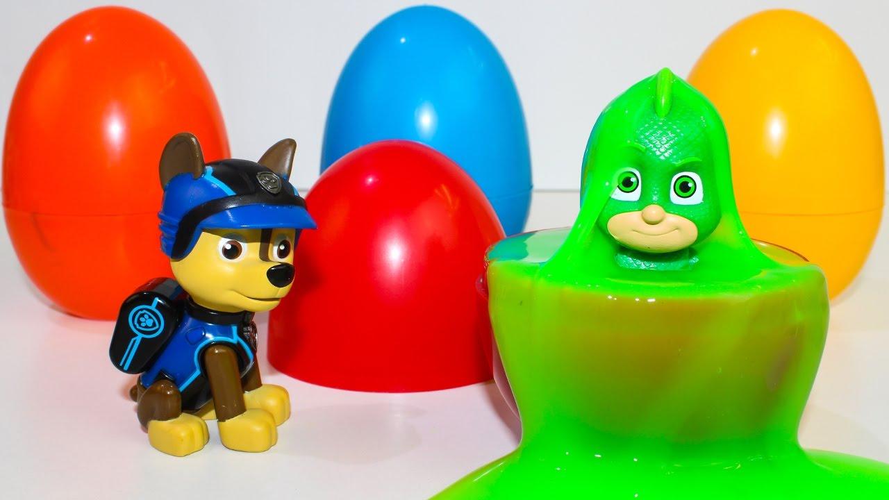 Мультики игрушки герои в масках