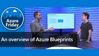 An overview of Azure Blueprints | Azure Friday