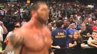 SmackDown 13 10 2006   Bobby Lashley Vs Finlay Vs Batista   Vidéo Dailymotion2 mp4parte1