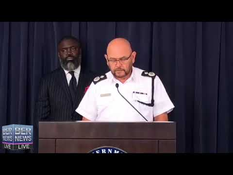 Minister Caines Press Conference, July 31 2018