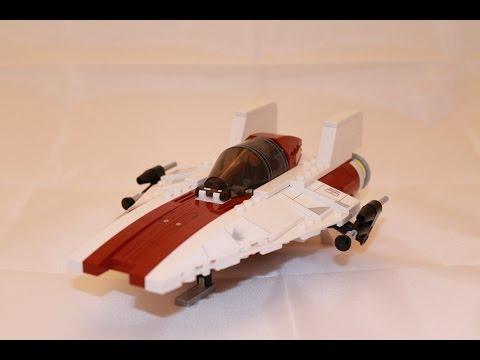 A-WING STARFIGHTER - LEGO Star Wars (Set 75003)