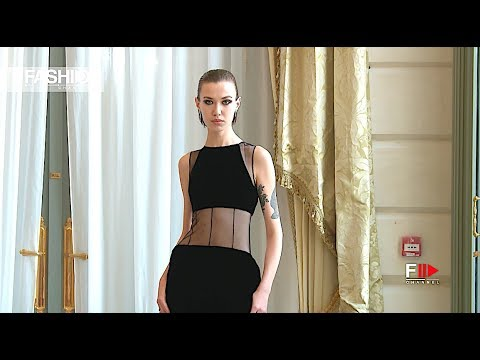 RR 331 RALPH RUCCI Haute Couture Fall 2019 Paris – Fashion Channel