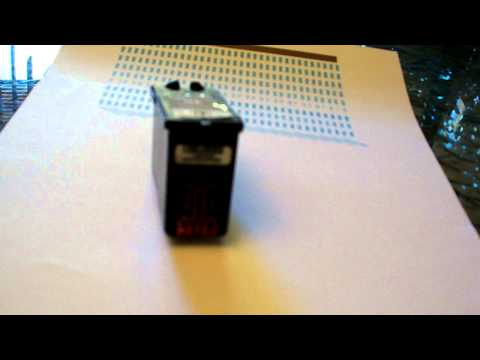 how to make # 36 ink cartridge works after refill- lexmark 5650