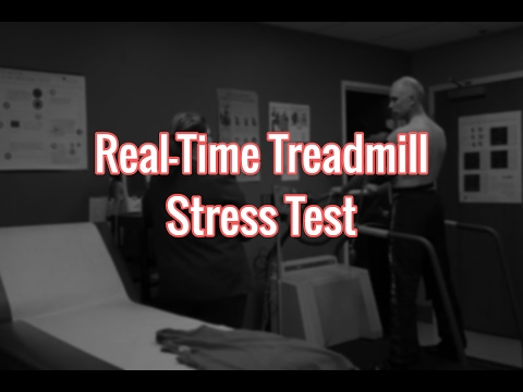Real-Time Treadmill Stress Test Can you Do It?