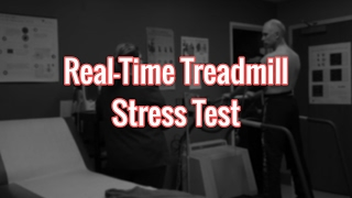 Download lagu Real-Time Treadmill Stress Test - Can you Do It?