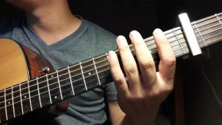 """Guitar hướng dẫn: Intro, đệm hát """"Hạnh phúc mong manh"""" - Sống chung với mẹ chồng"""