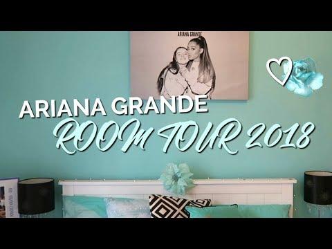 Ariana Grande Room Tour 2018!!