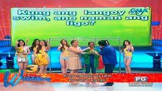 """Wowowin: """"Ano'ng ingles ng ligo?"""""""