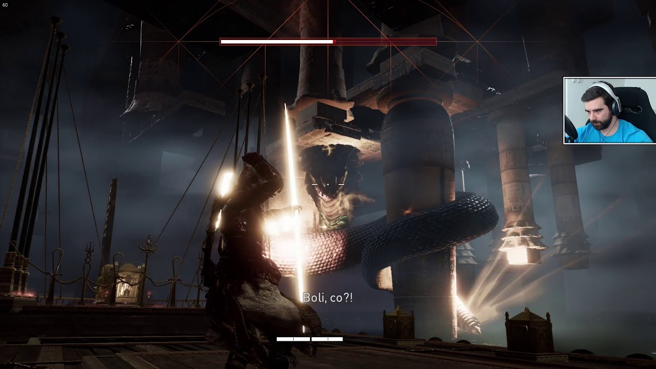 Assassin's Creed Origins #12 – Jaszczur [fabuła]