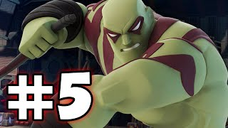 DISNEY INFINITY 2 MARVEL SUPERHEROES - GUARDIANS OF THE GALAXY PLAYSET - PART 5