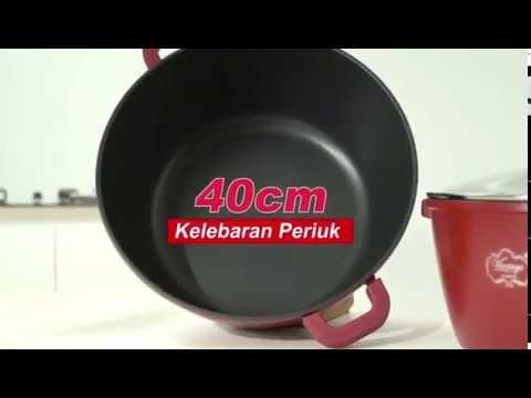 Vantage 40cm 185lsauce Pot Youtube